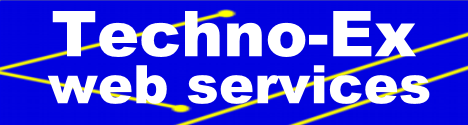 Techno-ex Web Services